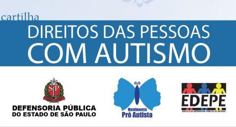Cartilha: Direitos das pessoas com Autismo