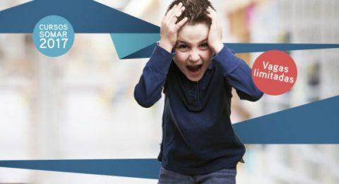 CURSO 03/06: Aprendendo a manejar comportamentos das crianças com TEA