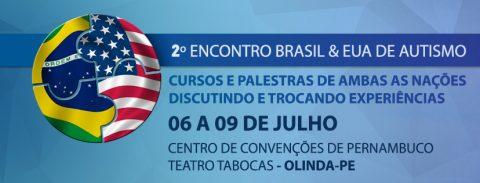 2º Encontro Brasil e EUA de Autismo