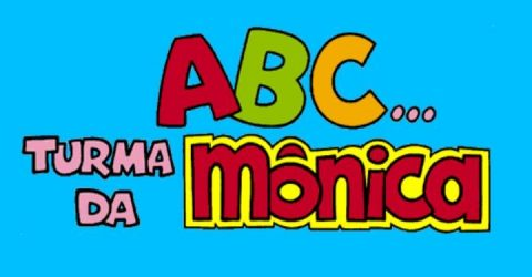 [DOWNLOAD] Alfabeto ilustrado e colorido da Turma da Mônica
