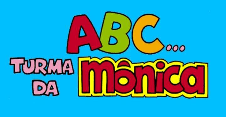 Download Alfabeto Ilustrado E Colorido Da Turma Da Monica Blog